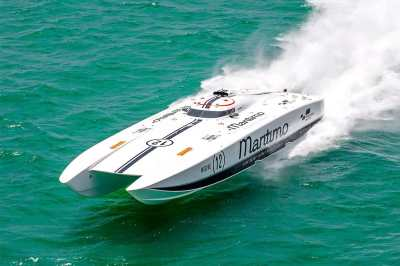 MARITIMO NOTCHES UP ITS 15TH NATIONAL OFFSHORE SUPERBOAT TITLE - Maritimo