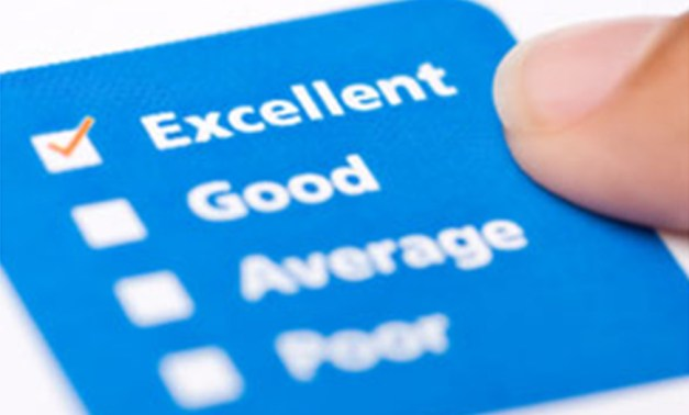 Excellent-good-average