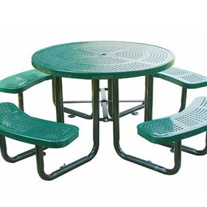 round_perforated_tables