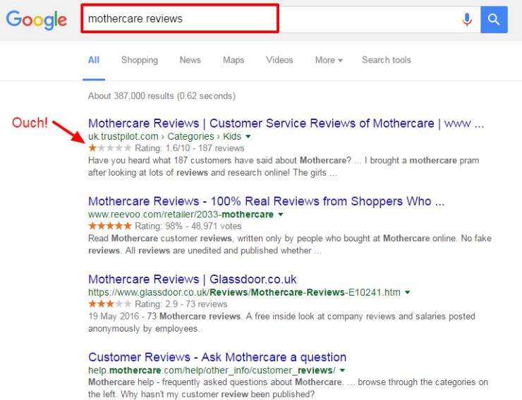 mothercare reviews Google Search