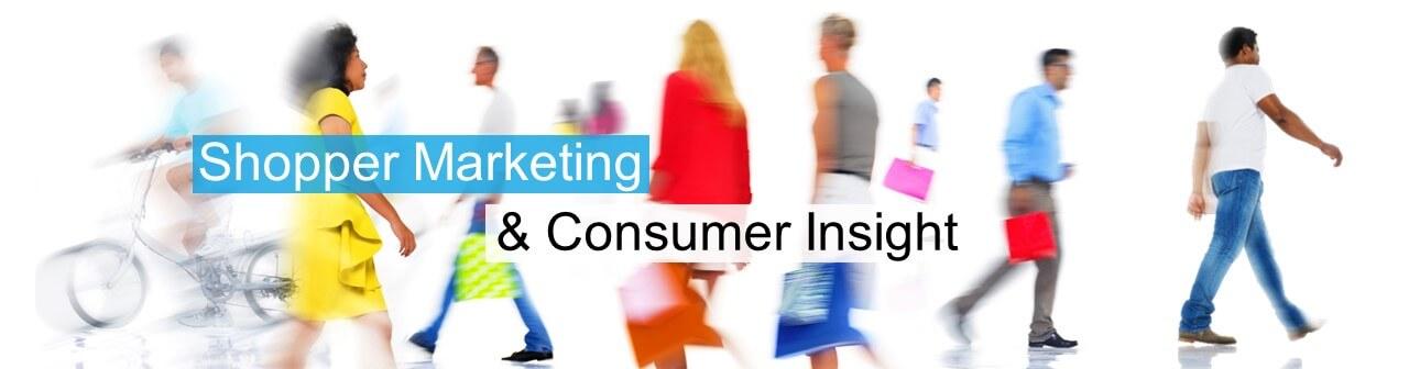 Shopper marketing & consumer insight