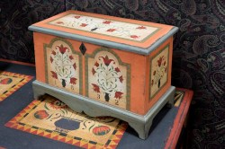 Small Of Hand Painted Furniture