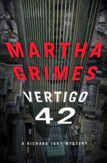 Martha Grimes' Richard Jury novels are dark and humorous with a melancholy detective.