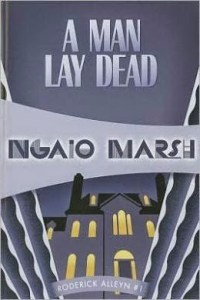Ngaio Marsh was one of the Four Queens of Murder.