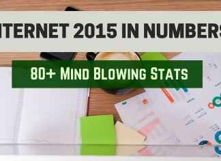 Internet 2015 in Numbers. 80+ Mind Blowing Stats