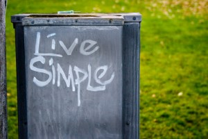 live simply simple simplicity wealth