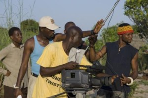 Shooting Nollywood