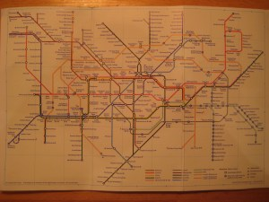 London Tube map: new edition