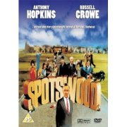 Spotswood staring Anthony Hopkins - DVD cover