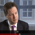 Nick Clegg on BBC