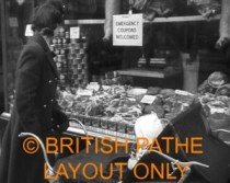 Pathe News screenshot from Crouch End