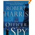 An Officer and a Spy by Robert Harris - book cover