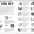 Should Steel go - Liberator magazine