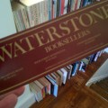 Waterstone's bookmark