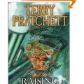 Raising Steam by Terry Pratchett