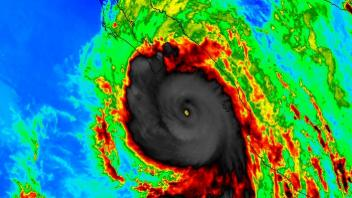 Mexico's Baja Peninsula Get's Slammed By Strongest Hurricane On Record