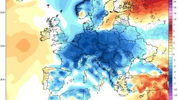UK: CFSv2 Indicates Warmer But Wetter In Week 2