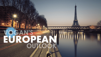 TUE 3 MAY: VOGAN'S EUROPEAN OUTLOOK