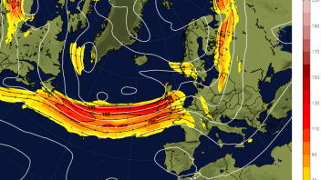 Atlantic Jet Stream To Go From Summer To Autumn Strength Next Week