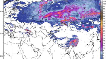 -AO HELPING EXPAND SIBERIAN SNOWPACK FASTER THAN LAST YEAR & KEEP EUROPE CHILLY