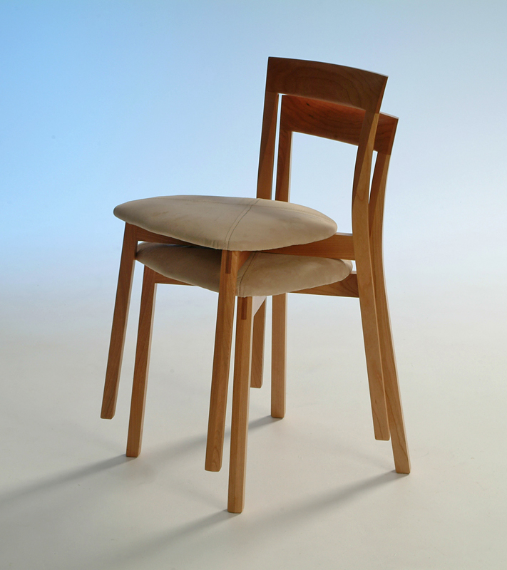 bespoke chairs by Mark Williamson Furniture
