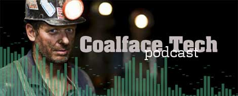 Coalface Tech podcast graphic