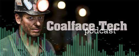 Coalface Tech podcast graphic