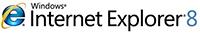 Microsoft Windows Internet Explorer 8 logo