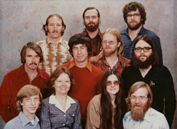 The original founders of Microsoft