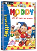 Noddy - Let's Get Ready for School