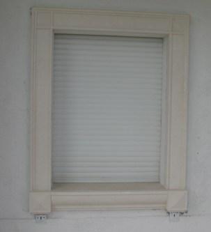 Riquadro finestra in Vratza