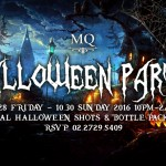 2016-10-14 MQ Halloween Party