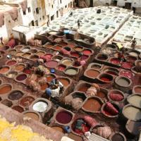Ruta Marrakech hasta Fez 5 días