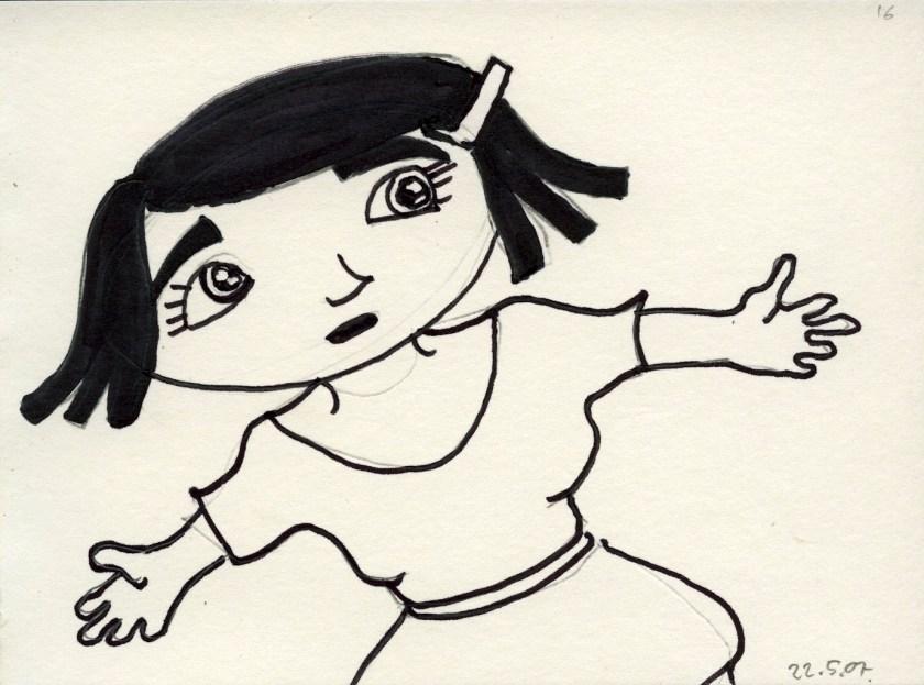 070522 Dora16 klein
