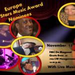 Europe All-Stars Music Award Night