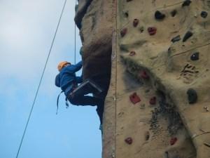 Tackling the overhang