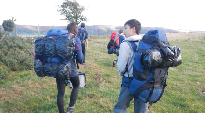 Concord College DofE Practice Expedition