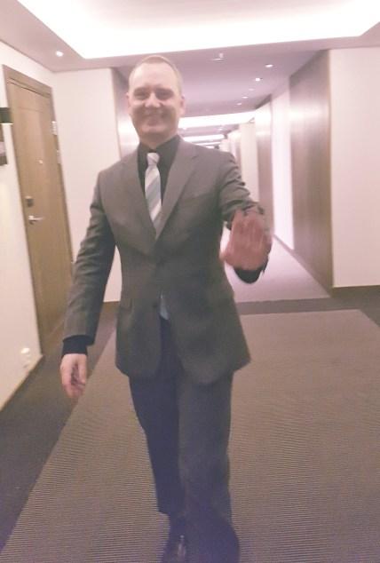 jakkesaet og slips