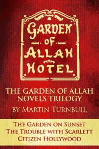 The Garden of Allah novels trilogy