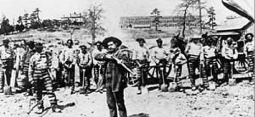 chain gang Atlanta 1895