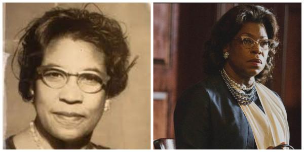 Amelia Boynton Lorraine Toussaint Selma
