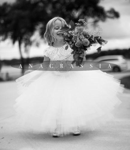 Alencon, gold, ivory, white, lace, leotard, bridal, wedding, flower, girl, dress, blush, cream, onesie, fall, winter, champagne, black, communion, tulle, tutu, floral, crown, anagrassia, south bend, photographer, bodysuit, flower girl, chantilly, flower girl, flower, floral, crown, winter, fall, top, best, handmade, custom, couture