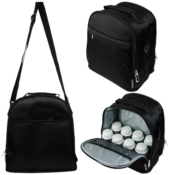 Autumnz - Classique Cooler Bag with *FREE GIFT* (Black)