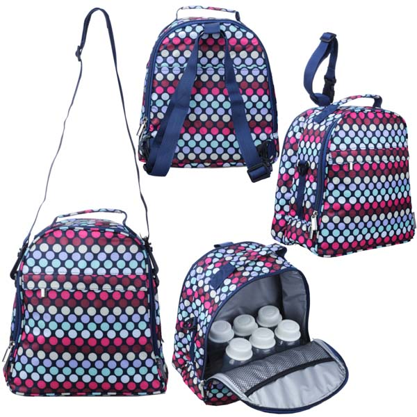 Autumnz - Classique Cooler Bag with *FREE GIFT* (Lolli Dots)