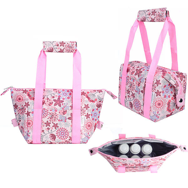 Autumnz - Chic 2-in-1 Convertible Cooler Bag (Sweet Sakura)