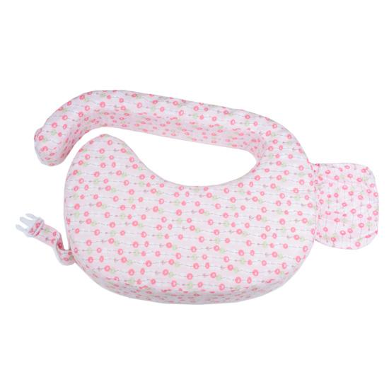 Autumnz - Wrap-Around Breastfeeding Pillow (Dew Pink)