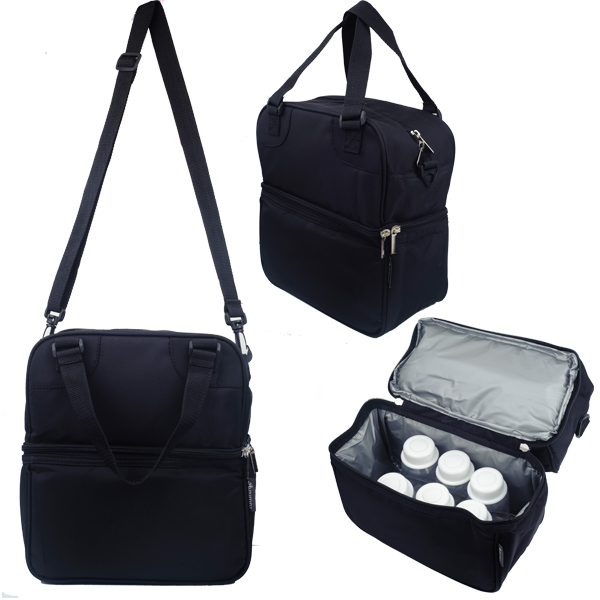 Cooler Bag Posh Black