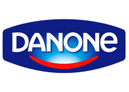 Danone food and drink brand