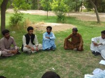 BSO Meeting In Balochistan University 01