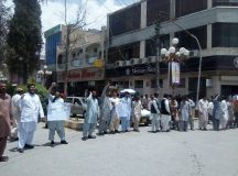 Quetta-Bolan Medical College Students Protest in Solidarity with Young Doctors and Paramedical Staff 02